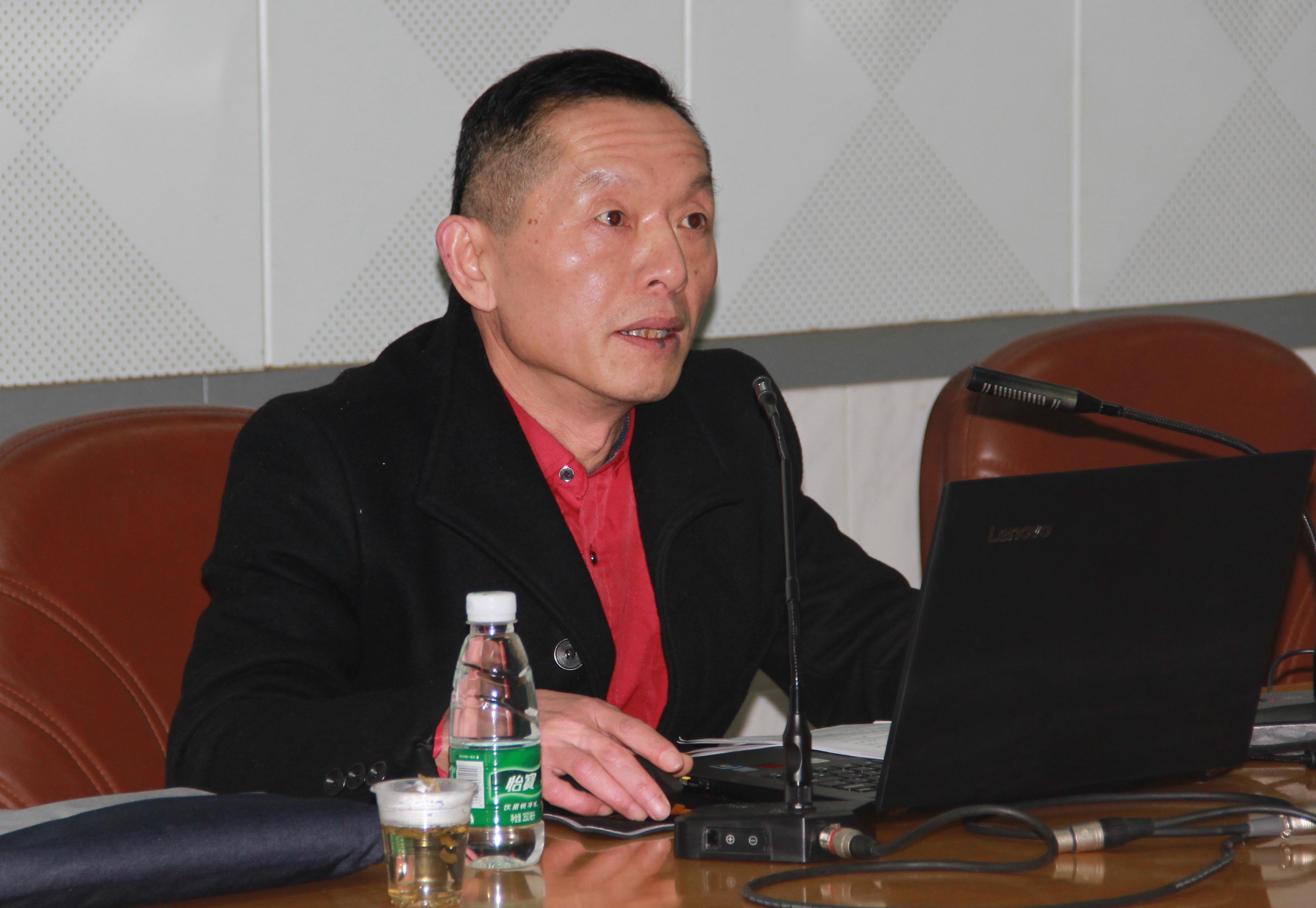 我院举办习近平总书记视察广东重要讲话精神宣讲报告会